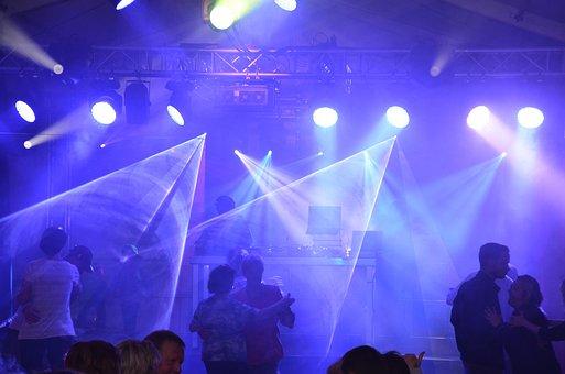 Laser, Disco, Light Show, Dance, Light, Dance Club