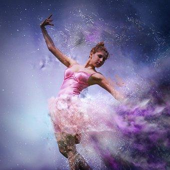 Ballerina, Girl, Human, Dancer, Ballet, Young, Female