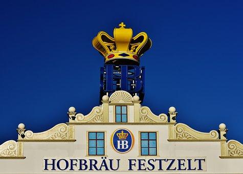 Hofbräuhaus, Marquee, Folk Festival, Oktoberfest