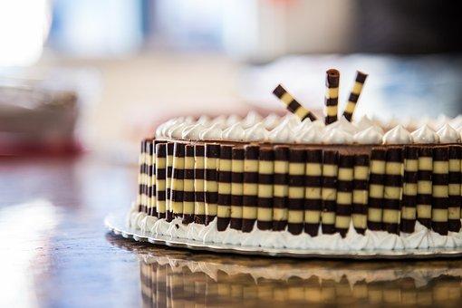 Cake, Sugar, Food, Chocolate, Delicious, Homemade, Pie