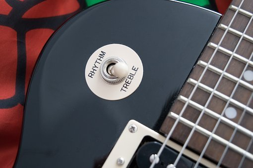 Electric Guitar, Guitar, Switch, Instrument, String