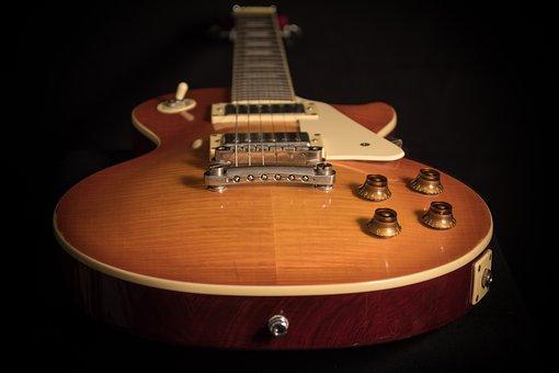 Guitar, Electric Guitar, Epiphone, Les Paul