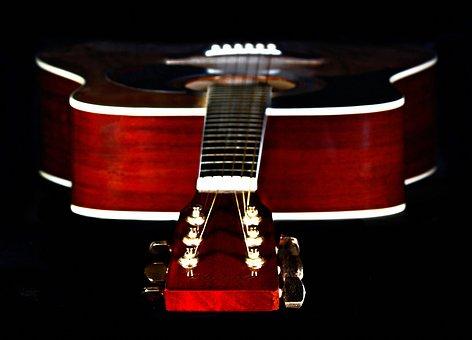 Guitar, Strings, Instrument, Musical Instrument