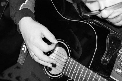 Guitar, Guitarist, Music, Instrument, Guitar Player