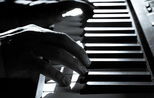 Music, Tools, Piano, Keys, Feast, Concert, Hands
