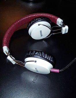 Headphones, Music, Audio, Sound, Hi-fi