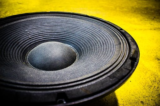 Hip Hop, Speaker, Driver, Music, Sound, Hip, Hop, Audio