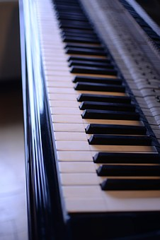 Piano, Music, Instrument, Play Piano