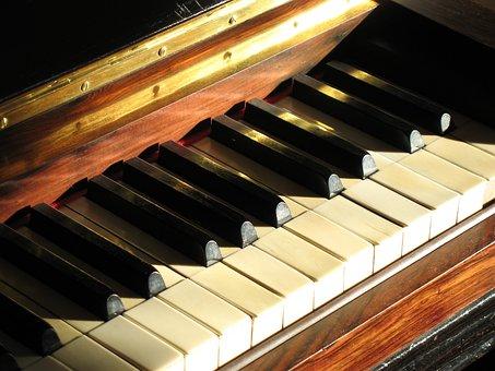 Piano, Key, Ivory, Keyboard, Music, Keyboard Instrument