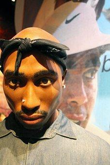 Madame Tussauds, Mannequin, Music, Rap, 2pac, Famous