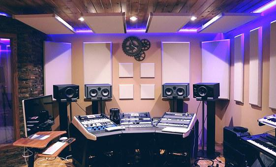 Music, Studio, Music Studio, Sound, Audio, Recording