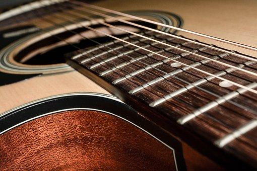 Musical Instrument, String Instrument, Guitar, Vast