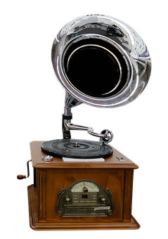 Nostalgia, Gramophone, Record, Music, Playback Device