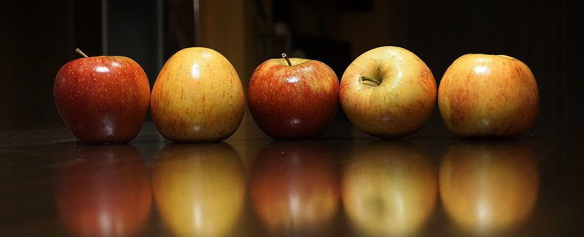 Apples, Fruit, Red Apple, Fruits, Nutrition, Autumn