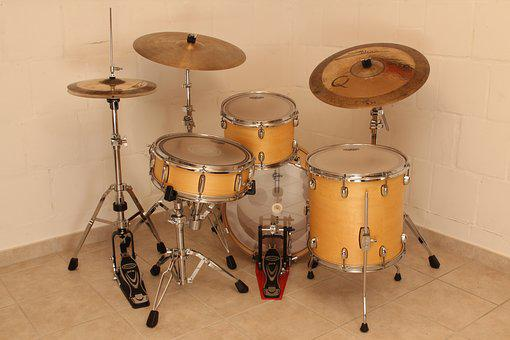 Jazz, Drums, Percussion Instrument, Musical Instrument