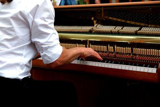 Piano, Keyboard, Music, Musician, Musical Instrument