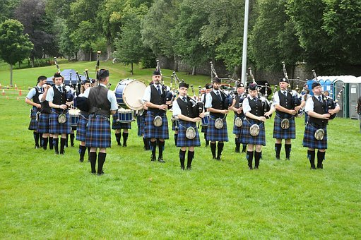 Piper Ribbon, Music, United Kingdom, Scotland