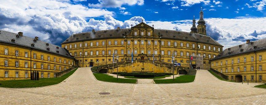 Architecture, Building, Castle, Monastery, Seminar