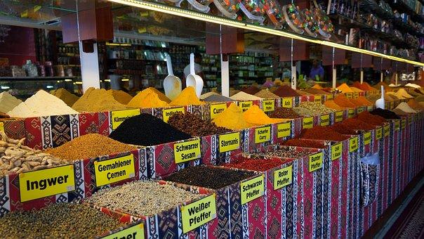 Spices, Seasonings, Shop, Food, Pepper, Ingredients