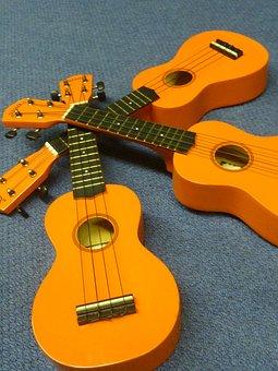 Ukulele, Music, Musical, String, Acoustic, Instrument