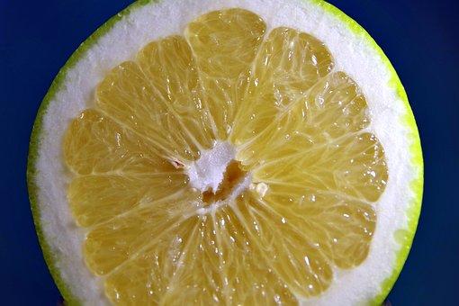 Grapefruit, Fruit, Citrus, Green, The Bitter, Sweet