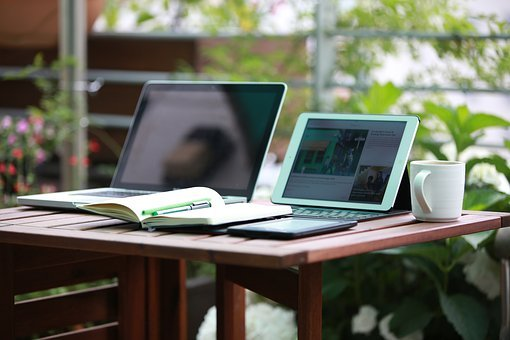 Notebook, Ipad, Freelance, Work, Tablet, Mobile