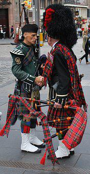 Travel, Scotland, Bagpipes, Bagpipe, Musical Instrument