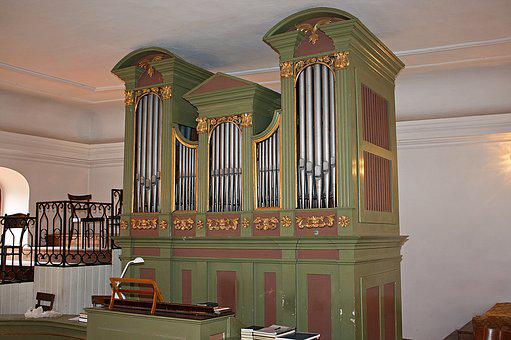 Church, Organ, Music, Faith, Vocal