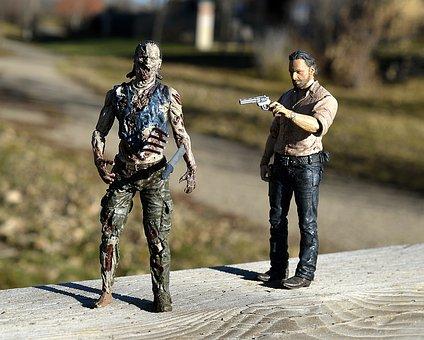 Walking Dead, Zombie, Rick Grimes, Apocalypse, Horror