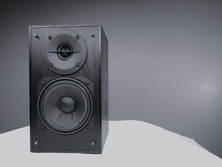 Speaker, Audio, Woofer, Equipment, Subwoofer, Box