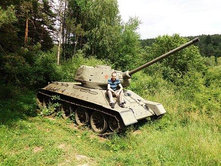 Main Battle Tank, The War, Military, Armament