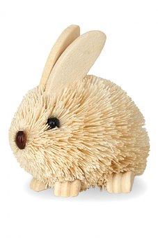 Easter, Wooden, Rabbit, Celebration, Decoration, Bunny