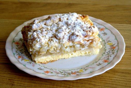 Apple Pie, Cake, Apples, Apple, Delicious, The Cake
