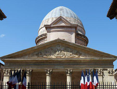 Marseille, Charite, France, Dome, Museum, Old Town
