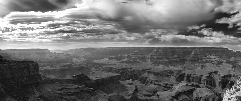 Grand Canyon, Vast, Open, Grand, Canyon, National, Park
