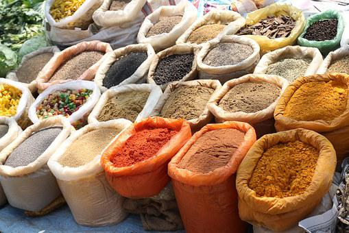 Indian Spices, Spices, Indian, Food, Ingredient