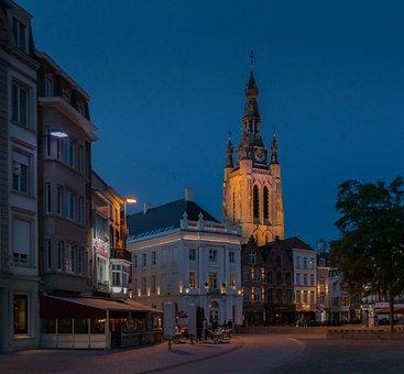 Kortrijk Downtown, Kortrijk Belgium, Kortrijk Centrum