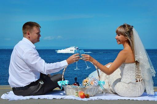 Wedding, Romance, Love, Heart, Just Married, Holiday