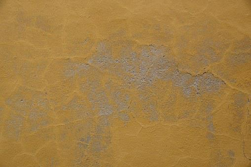 Wall, Plaster, Old, Facade, Structure, House