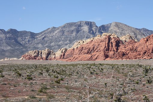 Red Rock Canyon, Las Vegas, Nevada, National Park