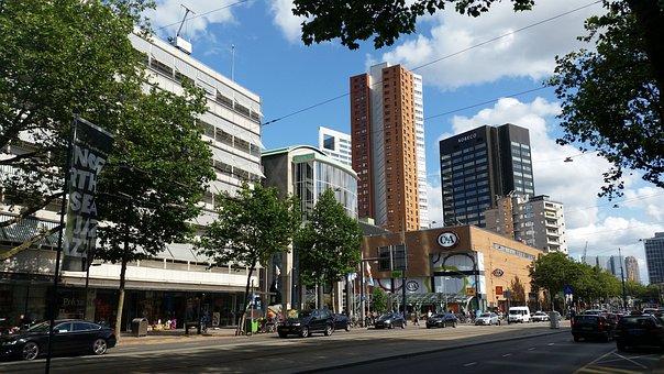 Rotterdam Center, Rotterdam, Shopping In Rotterdam
