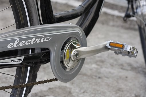 Electric, Bike, Transport, Energy, Environment, Ecology