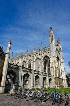 University, Cambridge, England, Historic, Landmark