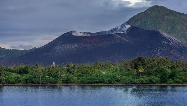 Volcano, Smoke, Steam, Nature, Eruption, Volcanic