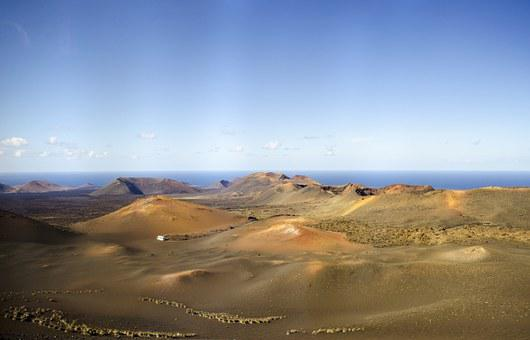 Lava, Rocks, Volcanic, Nature, Landscape, Travel, Sky