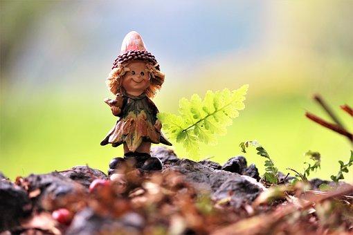 Autumn, Leaf, Imp, Figure, Leaves, Transience, Dry