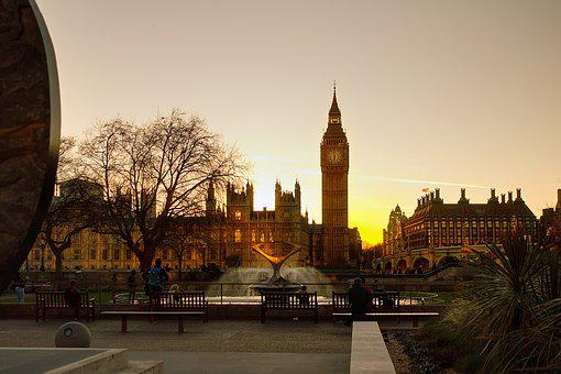 London, Big Ben, Clock, Tower, Ben, Big, Parliament