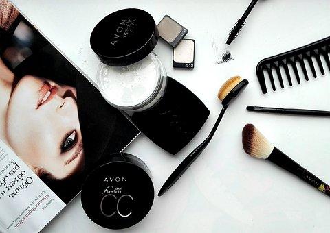 Magazine, Gloss, Women, Cosmetics, Beauty, Care, Makeup