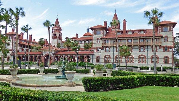 St Augustine, Florida, Historic, Flagler College