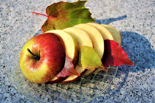 Mature, Foliage, Apple, Autumn, Fresh, Food, Health